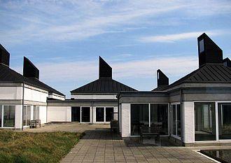 Jan Utzon - Image: Keld Gydum IMG 9868 skagen odde naturcenter cropped