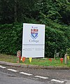 Kent College Sign - geograph.org.uk - 1494568.jpg