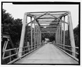 Kentucky 1804 Bridge, Spanning Clear Fork Creek, Saxton, Whitley County, KY HAER KY-51-10.tif