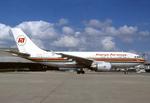 Kenya Airways A310-300 5Y-BEL CDG 1989-3-26.png