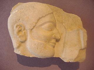 Boxer Stele Fragment from Kerameikos