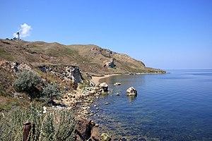Yeni Kale Lighthouse - Cape Fonar