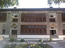 Khan's Palace of Shaki (Azerbaijan).jpg
