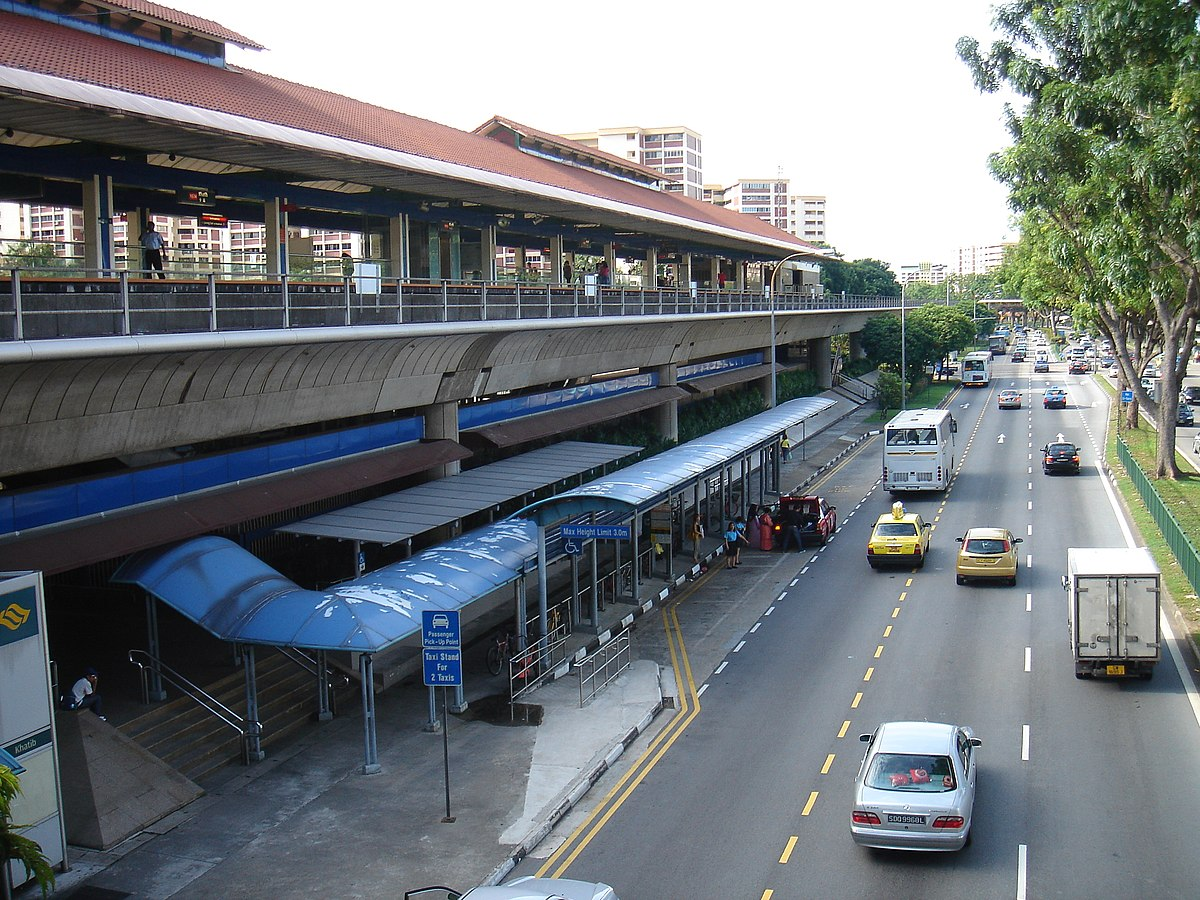 Khatib MRT station - Wikipedia