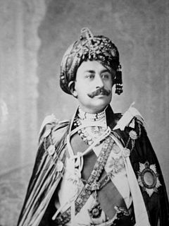 Khengarji III Sawai Bahadur, GCSI, GCIE