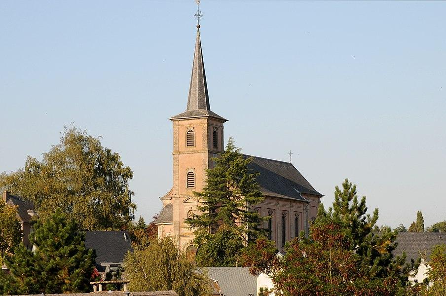 D'Kierch zu Munneref.