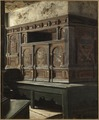 King Karl IX's Bedchamber at Gripsholm (Emma Sparre) - Nationalmuseum - 21731.tif