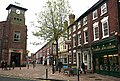 King St. from Princess St. , Wolverhampton - geograph.org.uk - 538054.jpg