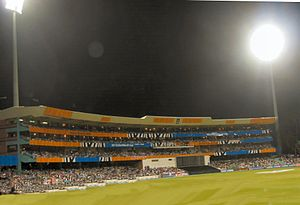 2009 Indian Premier League - Image: Kingsmead