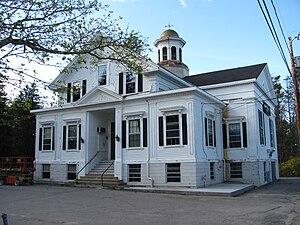 Kingston (CDP), Massachusetts - Kingston Town House
