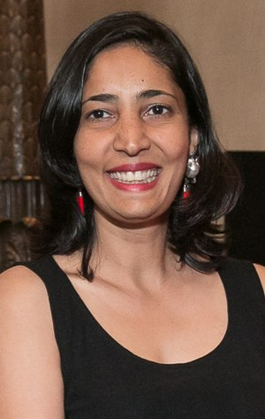 Kiran Desai - Image: Kiran Desai 2015