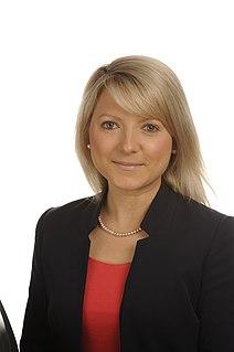 Kirstene Hair Scottish Conservative politician