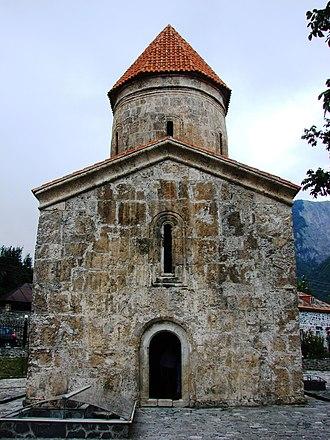 Church of Kish - Image: Kishchurchfrontview