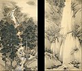 Kishi Chikudo - Waterfall in Spring and Autumn - Google Art Project.jpg