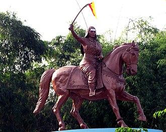 Belgaum - Rani Chenamma of Kittur