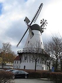 Kleine Stadtmühle (Bymøllen), liegt nahe dem Sonderburger Schloss, Bild 01.JPG