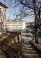 Klobouky u Brna - schodiště ke kostelu sv Vavřince obr02.jpg