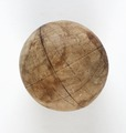 Klotformigt ekvatorialsolur i svarvat trä - Skoklosters slott - 92893.tif