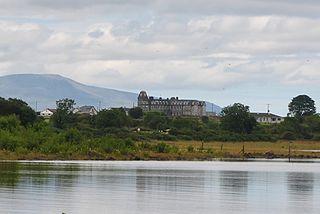 Errew Town in Connacht, Ireland