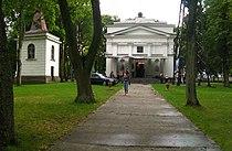 Kościół par. p.w. śś. Piotra i Pawła (1838) Pratulin JoannaPyka.JPG