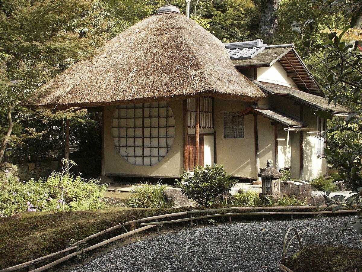 Estetica giapponese wikipedia for La casa giapponese