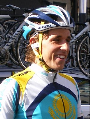 Koen de Kort - De Kort at the 2008 Driedaagse van West-Vlaanderen