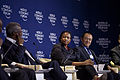 Kofi Annan, Monhla Hlahla and Gao Xiqing - World Economic Forum on Africa 2012.jpg