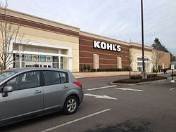bb6e32eca3 The exterior of a typical Kohl's department store in Beaverton, Oregon