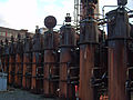 Kokerei Zollverein - Überdruckventile2.jpg