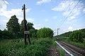 Kolychevo stop at Zilevo - Viskresensk railway (25001561646).jpg