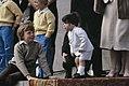 Koninginnedag 1979, defile Soestdijk Koninklijke Familie op bordes, nr. 20 zo, Bestanddeelnr 253-8101.jpg