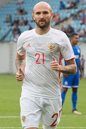 Konstantin Rausch - Rausch with Russia in 2017
