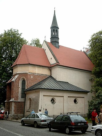 Władysław I Herman - Image: Kosciol Idziego w Krakowie
