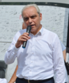 Kosta Janevski during a speech.png