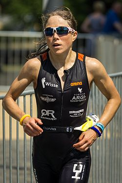 beim Ironman Germany (2015)