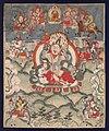 Kubera, the Divinity of Wealth with Eight Horsemen.jpg