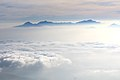 Kubiki Mountains over sea of clouds from Mount Karamatsu.jpg
