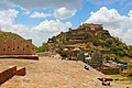 Kumbhalgarh fort view from its wall 02.jpg