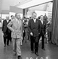 Kungaparet besöker MS Trelleborgs utställning 1958 JvmKBDB08380.jpg