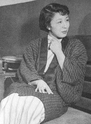 Mitsuko Kusabue - Image: Kusabue Mitsuko