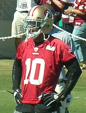 Kyle Williams (wide receiver) - Williams with the San Francisco 49ers