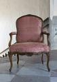 Länstol, 1750 cirka - Skoklosters slott - 103891.tif