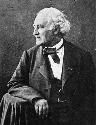 Comité des forges - Léon Talabot (1796–1863), president of the first Comité des Maîtres de Forges