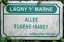 L1502 - Plaque de rue - Allée Eugne-Isabey.jpg