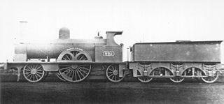 LNWR Bloomer Class