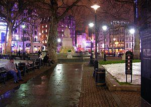 Leicester square wikipedia la enciclopedia libre for Time square londra