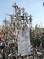 La Colline des croix, en Lituanie 18.jpg