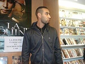 ALBUM LA FOUINE VS LAOUNI