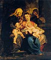 La Sagrada familia con Santa Isabel y San Juan - Peter Paul Rubens.jpg