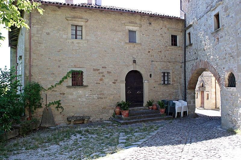Arredores de Bolonha, na Itália